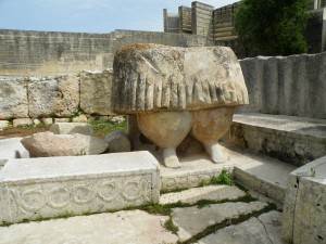 "The so-called ""Fat Lady"" of Tarxien"