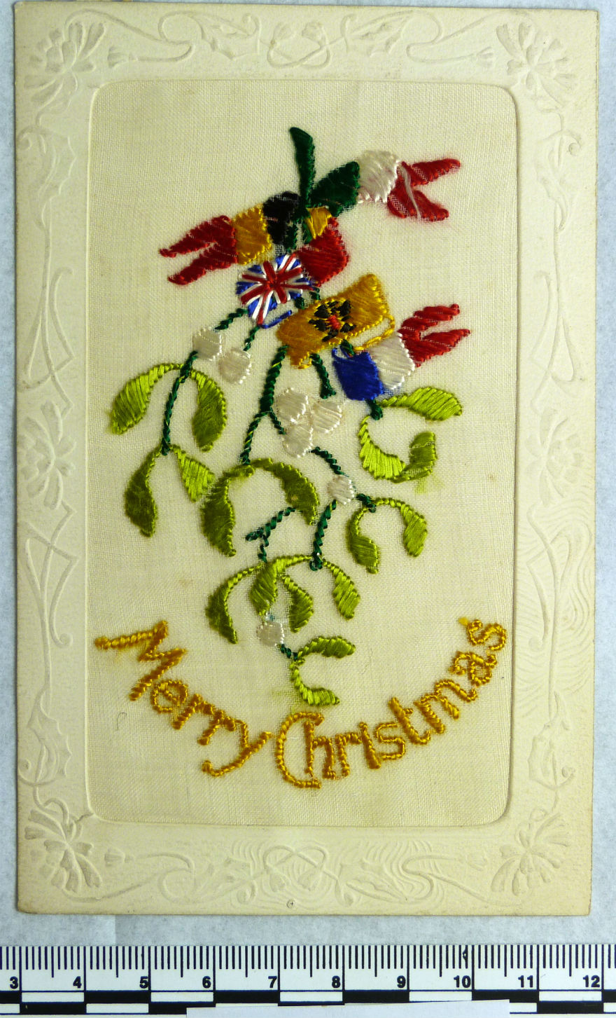 North Herts Museum update: Merry Christmas from 100 years ago
