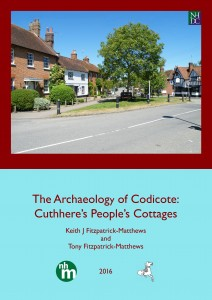 The Archaeology of Codicote, published 2016