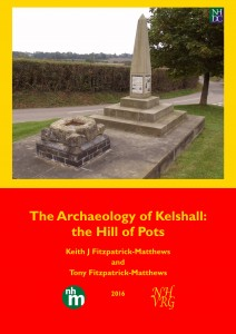 The Archaeology of Kelshall, published 2016